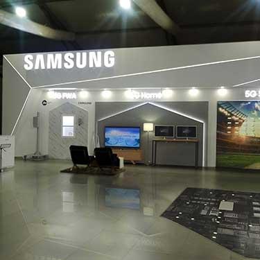 Exhibition Booth Design Tv Set Interior Design Services